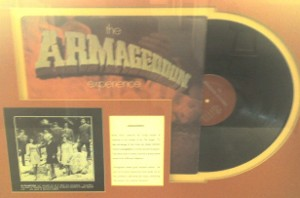 Armageddon Experience record