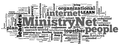 MinistryNet Wordcloud